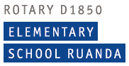Rotary D1850 Elementary School – Ruanda